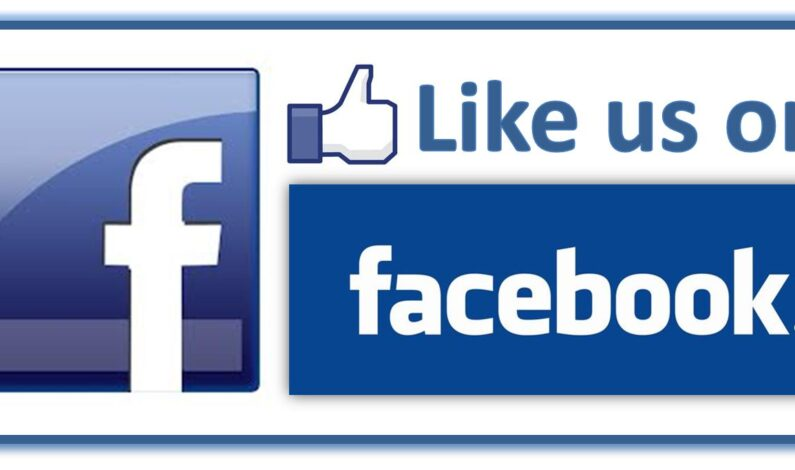 Thanks for your support: 1,000 FACEBOOK page likes and growing