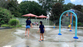 April 24: Taylor Street Park Sprayground opens for season