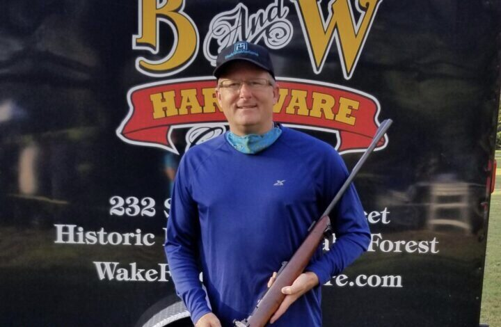 Wake Electric on target as winner of Chamber Sporting Clays event