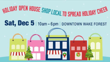 Dec. 5: Downtown Holiday Open House