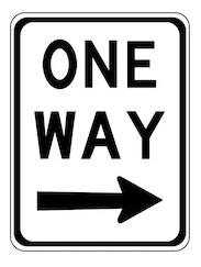Dec. 7: Street begins change to one way