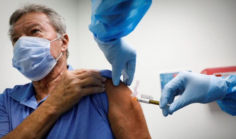 NCDHHS: Health care workers and adults 65 and older are next to receive vaccine