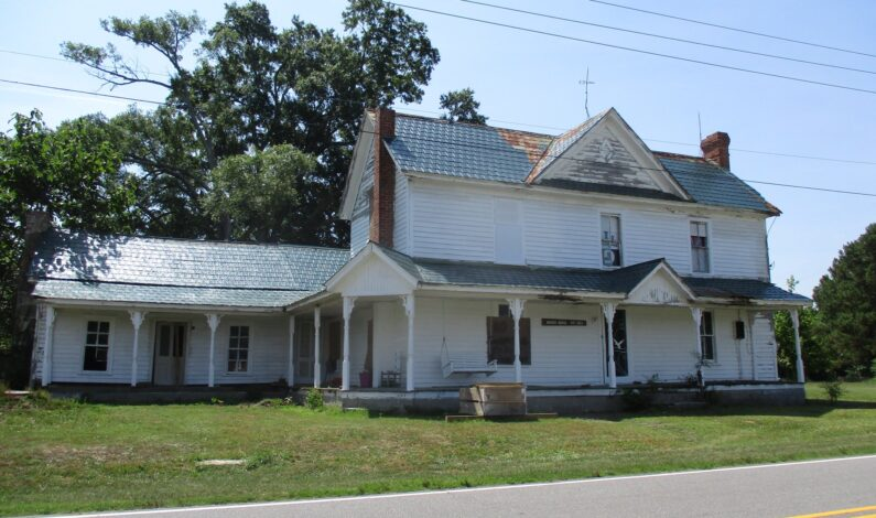 National Register adds two area historic places