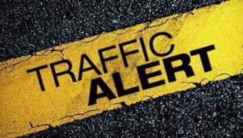 Upcoming traffic alerts for Wake Forest