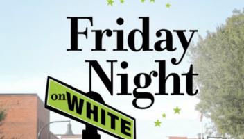 Sept. 10: Crush to headline Friday Night on White
