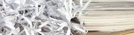 Paper shredding events: April 17 & 19