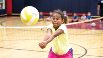 Girls' Youth Volleyball registration continues through April 23, volunteer coaches needed
