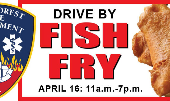 """Wake Forest Fire Department's """"Drive By Fish Fry"""" is Friday"""