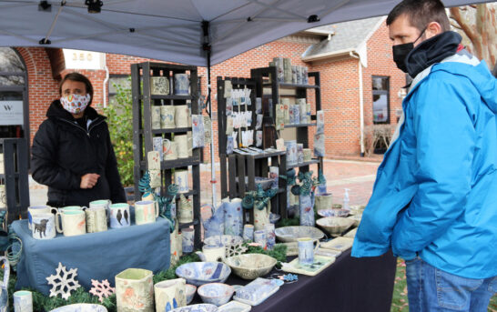 April 24: Spring Artisan Market showcases 40 artists  in downtown Wake Forest
